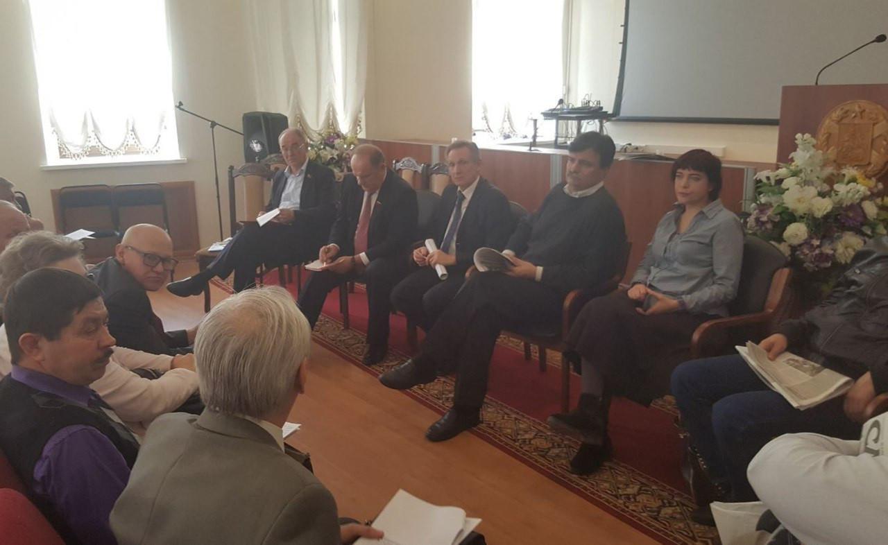 О возможном взаимодействии ПДС НПСР и социальных сил, в преддверии выборов Президента России