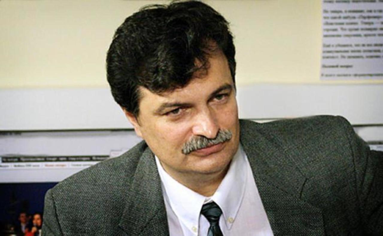 Юрий Болдырев: Модель для выдвижения вперед