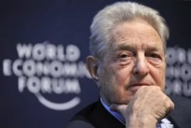 George Soros, a Hereditary Jewish Fascist and a Murderer