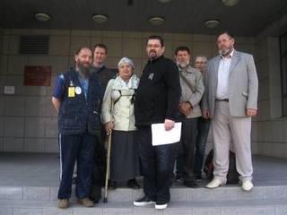 Поздравляем Юрия Анатольевича Екишева с освобождением!