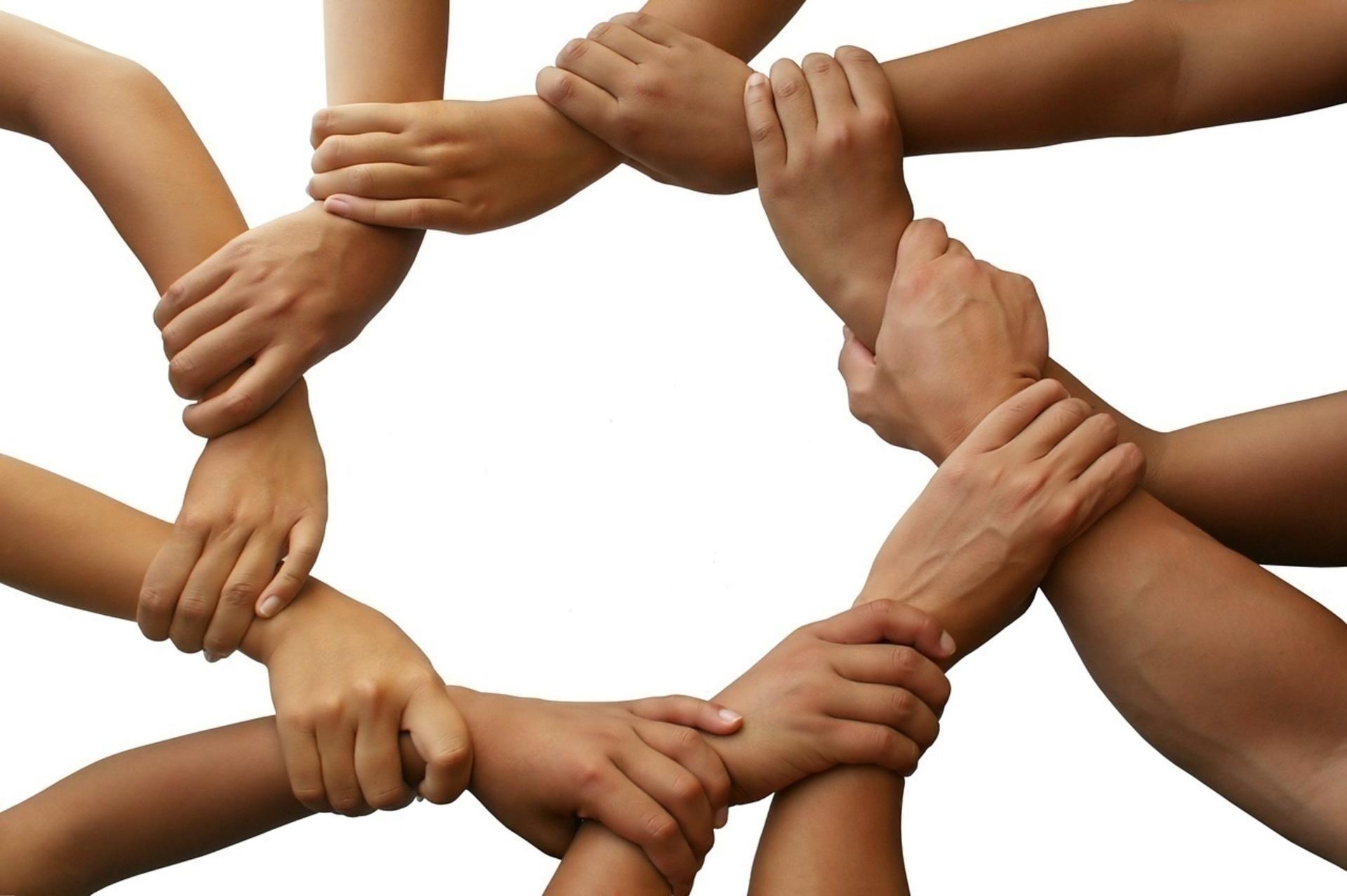 Дружба в картинках руками