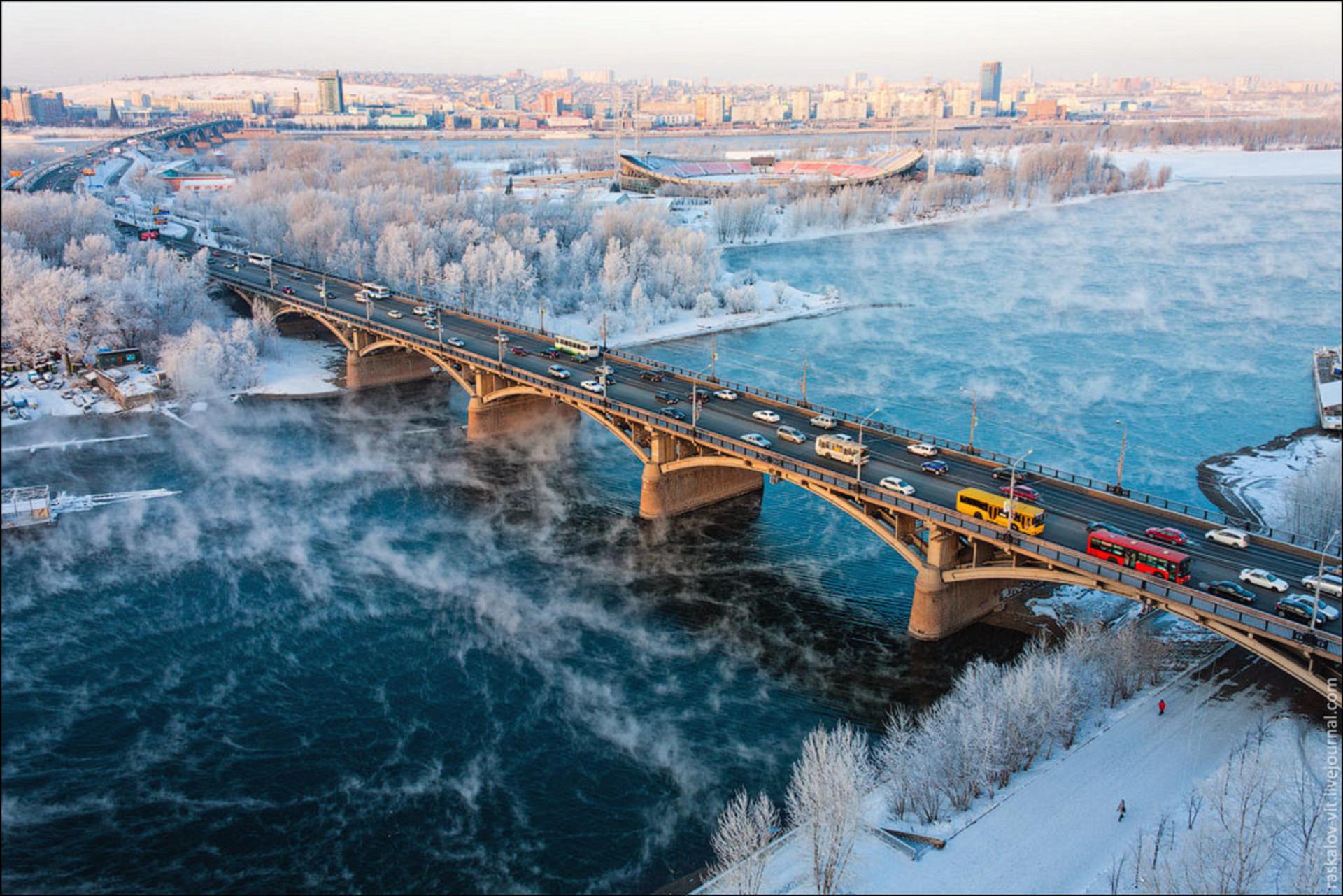 можно, само красноярск фото города зимой какую вещей