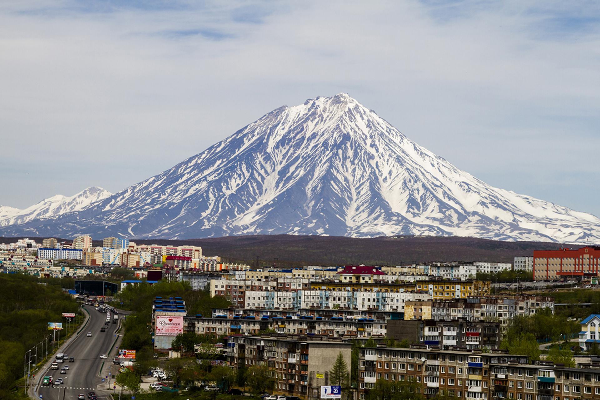 Г петропавловск камчатский в картинках